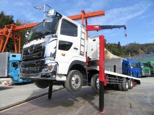 HINO PROFIA platform truck