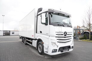 MERCEDES-BENZ Actros 2542 , E6 , 6x2 , 20 EPAL , Height 2,60m , retarder ,  refrigerated truck