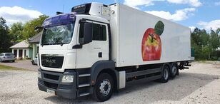 MAN TGS 26.320 6X2 refrigerated truck