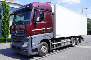 MERCEDES-BENZ Actros 2542 , E6 , 6X2 , 19 EPAL , retarder , LOW MILEAGE  refrigerated truck