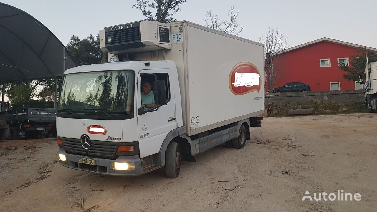MERCEDES-BENZ Atego 815 refrigerated truck