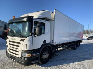 SCANIA P270 refrigerated truck
