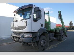RENAULT ramenový nosič kontejnerů EURO 4 skip loader truck