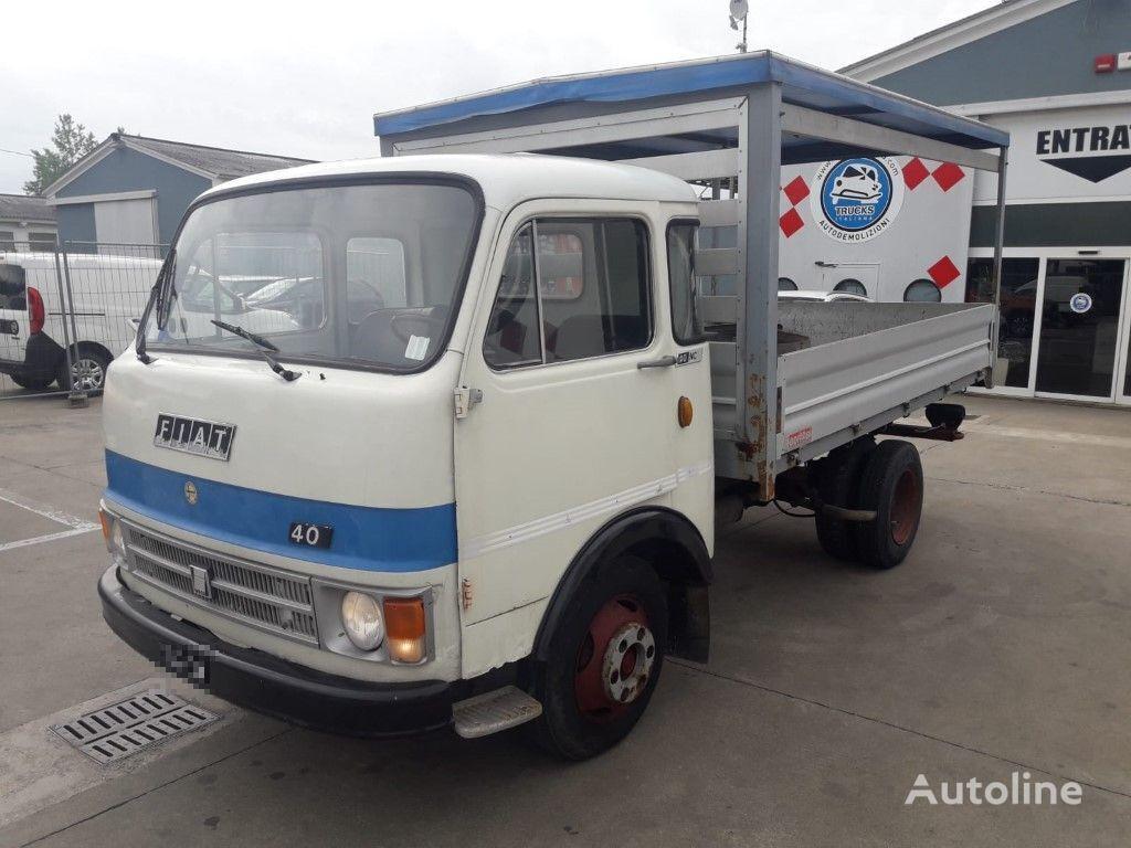 FIAT 40 NC A 40 PTT tilt truck