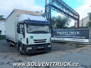 IVECO Eurocargo 120E25,EEV, shrnovačka + čelo tilt truck