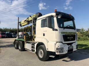 MAN TGS 540KM 6x4  timber truck