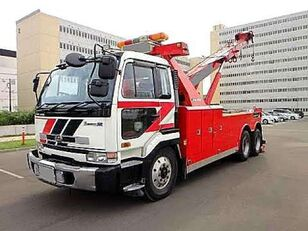 NISSAN UD tow truck