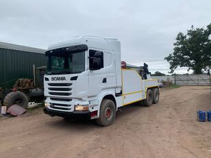 SCANIA R730 tow truck
